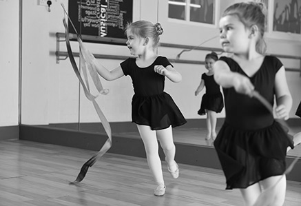 Imagine. Mummy and Me Ballet.