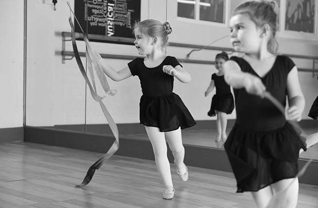 Mummy & Me Ballet.