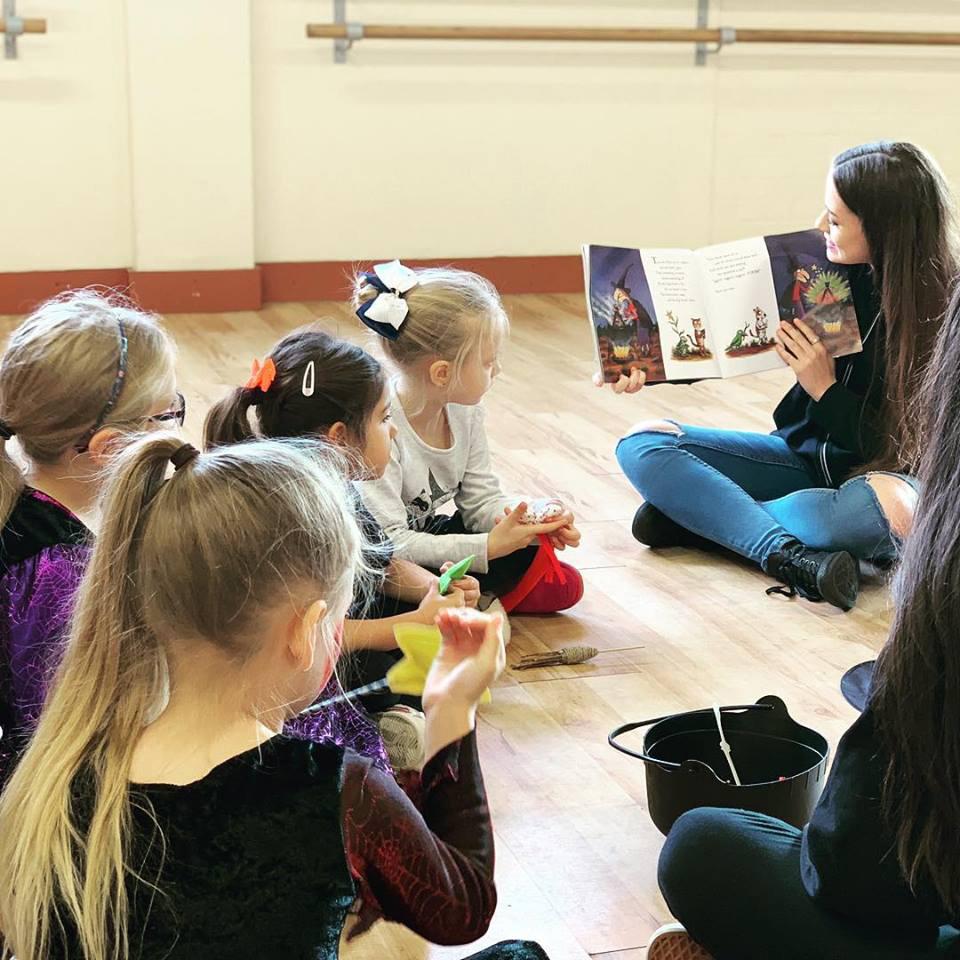 DPA holiday workshops.